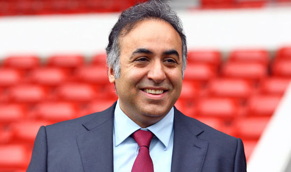 Fawaz Al Hasawi bids farewell to Nottingham Forest fans as £50m takeover draws closer