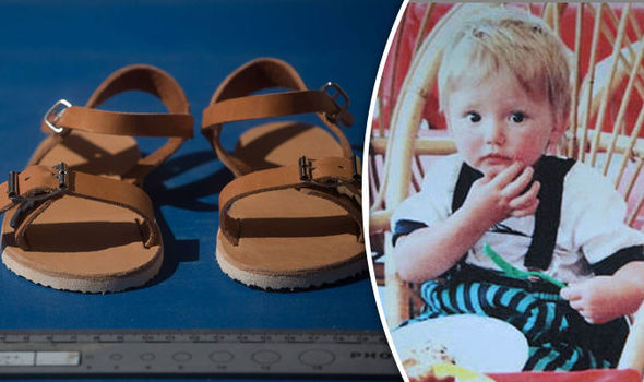 Ben Needham detectives release sandal replicas in hunt for missing toddler