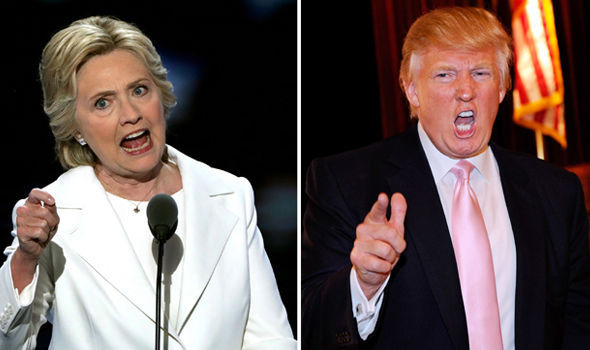 Hillary Clinton will spark a THIRD WORLD WAR with her plans for Syria, Donald Trump warns
