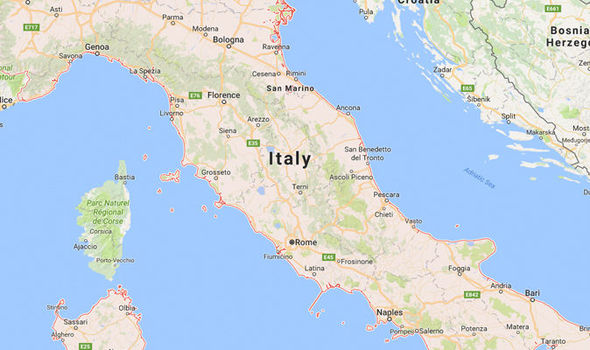 BREAKING: 7.1 magnitude earthquake hits Italy