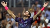 "US Open: New Yorker Jubel um ""Delpo"""