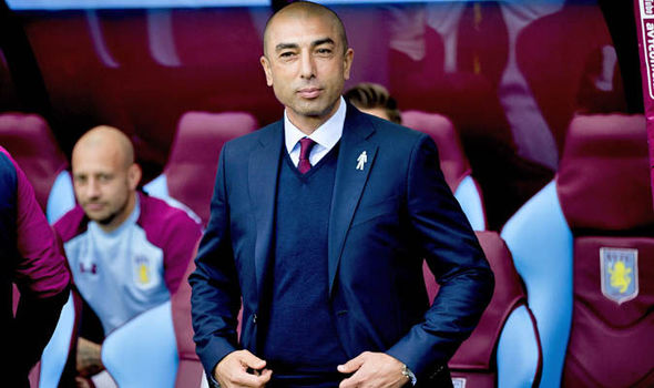 Aston Villa manager Roberto Di Matteo will be sacked unless he does this - reports