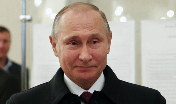 Vladimir Putin set to win election with landslide victory for United Russia party