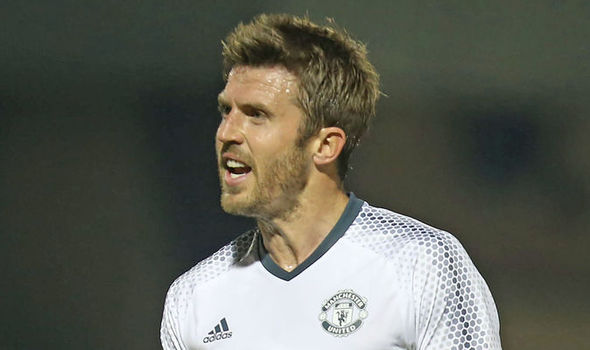 Jose Mourinho: What I thought of Michael Carrick in Man United's win at Northampton