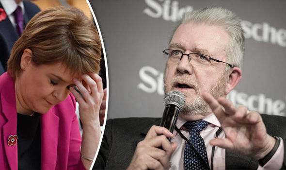 'They're MAKING IT UP!' Sturgeon's Brexit minister HUMILIATED over 'false' Brexit claims