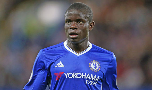 Claude Makelele: What I think of Chelsea midfielder N'Golo Kante