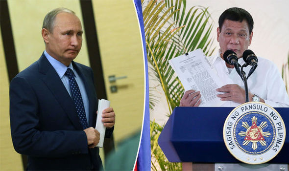 International Criminal Court IN CRISIS: Philippines President to join Putin in withdrawing