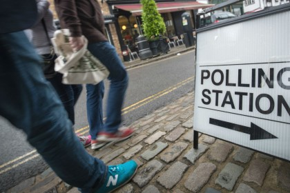 British electoral system faces 'perfect storm'