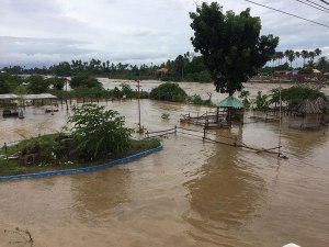 Lanao Sur declares calamity as Vinta sinks towns