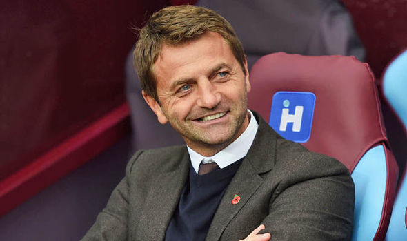 Former Aston Villa boss Tim Sherwood named Swindon Town's new director of football