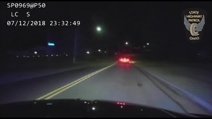 Video Shows State Trooper Dragged By Fleeing Car