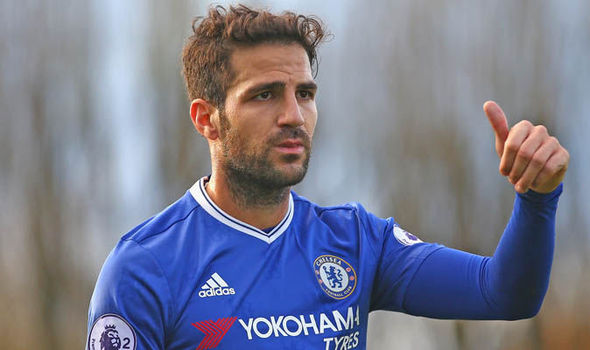 Chelsea boss Antonio Conte: This is why I picked Cesc Fabregas for Manchester City clash