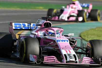 F1: Force India team to come out of administration
