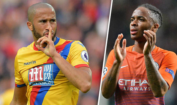 England Squad: Crystal Palace's Andros Townsend in for Man City's injured Raheem Sterling