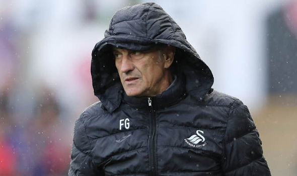 Confirmed: Swansea sack Francesco Guidolin and announce replacement