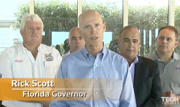 GET OUT OF FLORIDA NOW: State governor issues DEVASTATING Hurricane Matthew warning