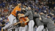 Baseball: Houston Astros gewinnen World Series
