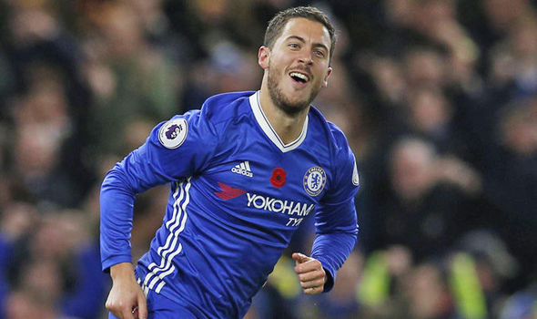 Eden Hazard: My thoughts on Chelsea's 'beautiful' win over Everton