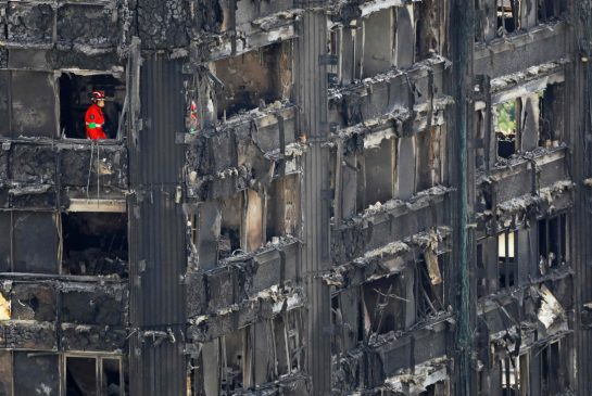 58 missing, presumed dead in London high-rise fire, police say