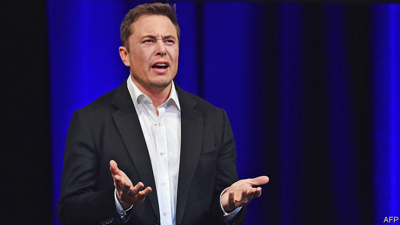 Elon Musk's grip on Tesla loosens