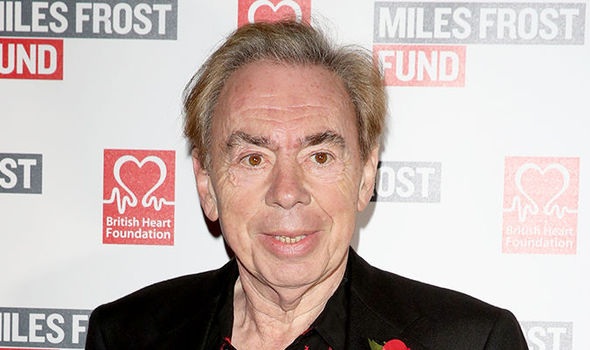 'I'm fed up' Andrew Lloyd Webber takes huge swipe at 'OUTDATED' House of Lords