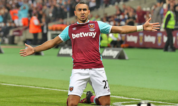 West Ham 1 - Accrington 0: Payet strikes late to set up fourth round clash with Chelsea