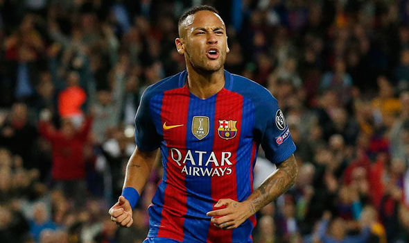 Neymar signs his new Barcelona contract: Manchester United target commits until 2021