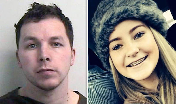 'Monster' who killed schoolgirl Paige Doherty jailed for 27 years