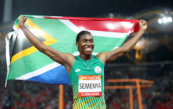 I've never felt supported by women in sport, says Semenya
