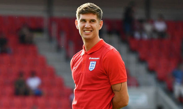 Man City defender John Stones: What I made of Sam Allardyce's departure as England boss