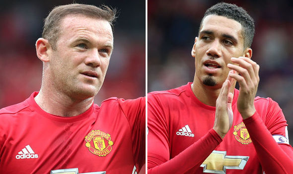 Chris Smalling: What I think of Wayne Rooney's Manchester United absence