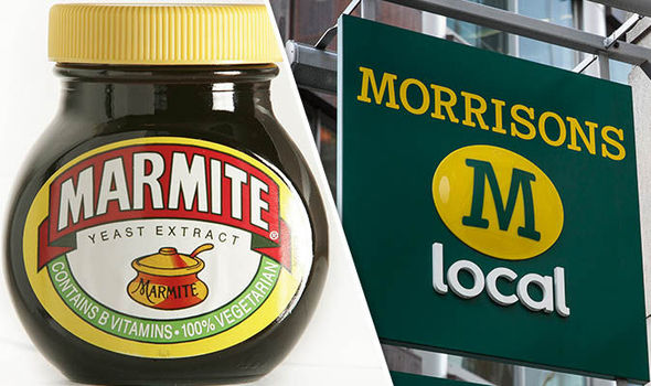 Morrisons hikes cost of Marmite after Brexit row but own brand stays the SAME price