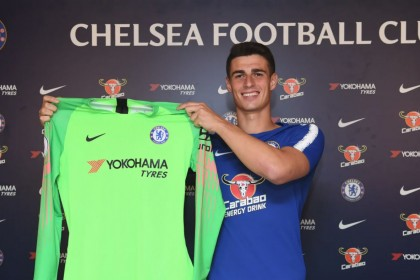 Chelsea transfer news: deals confirmed for Kepa, Courtois and Kovacic