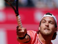 João Sousa entra no quadro de pares do Estoril Open