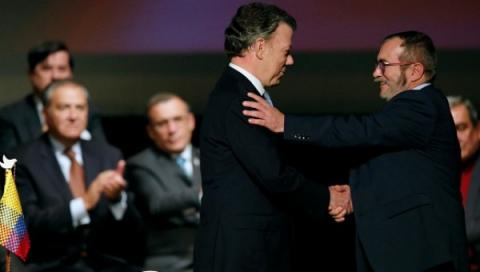 Colombia: Against right-wing hostility, new peace deal signed