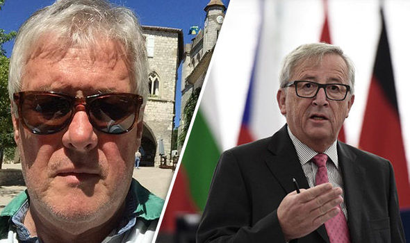 Enraged British expats to SUE the EU as Juncker bans members from talking to Britain