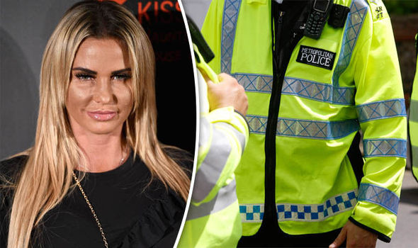 I told Katie Price's stepdad I would alert gangsters, says rape claim woman