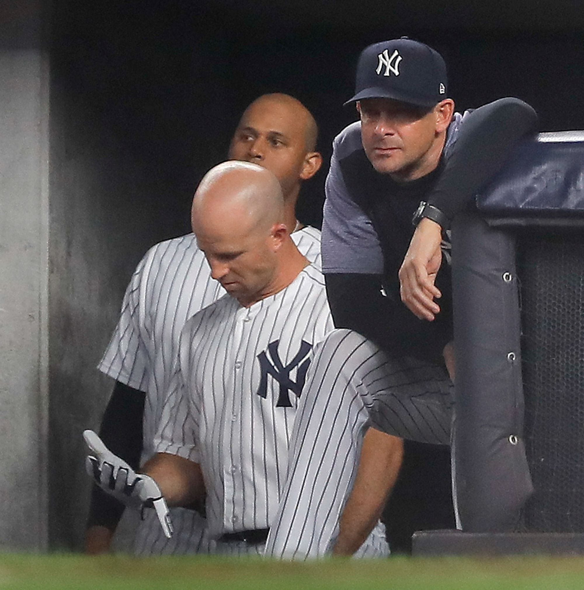 Out at home: Yankees eliminated by rival Red Sox in ALDS