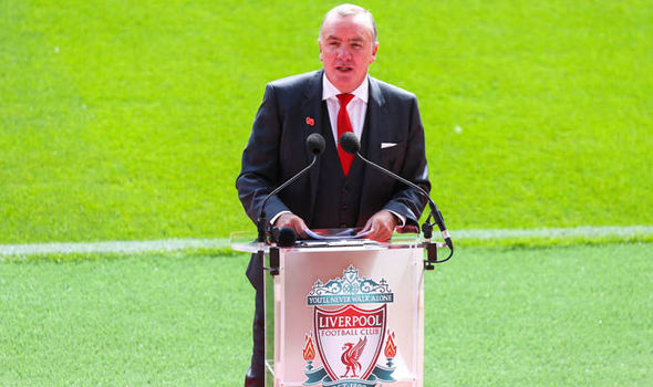 Liverpool chief Ian Ayre to leave club at the end of the season and join 1860 Munich