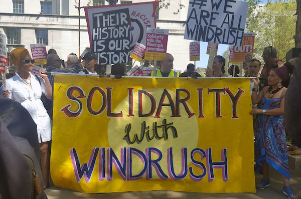 MPs call for urgent hardship fund for Windrush victims