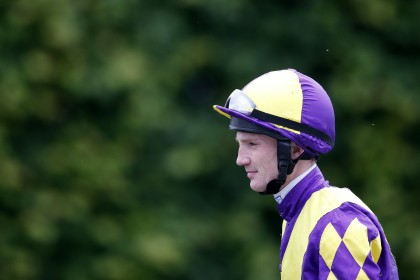 Jockey Freddie Tylicki in intensive care after fall