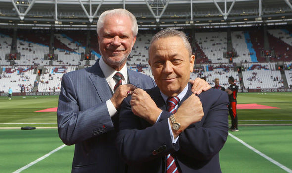 West Ham co-owners Gold and Sullivan issue club statement: We will turn season around