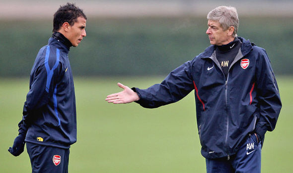 Marouane Chamakh blasts Arsenal boss Arsene Wenger over 'lack of respect'
