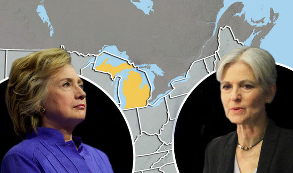 Plot to usurp President-elect Trump continues as Jill Stein files for recount in Michigan