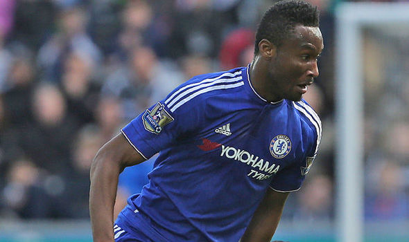 Mikel John Obi or John Obi Mikel? What is the Chelsea midfielder's real name?