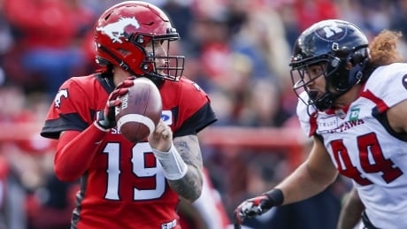 Bo Levi Mitchell to return for Labour Day tilt against Eskimos