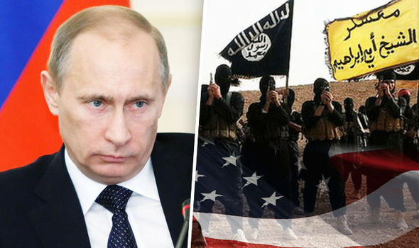 Russia accuses US of BACKING ISIS after blundering airstrike hands death cult victory