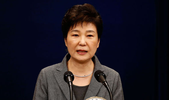 South Korean president Park Geun-Hye faces IMPEACHMENT vote following corruption scandal