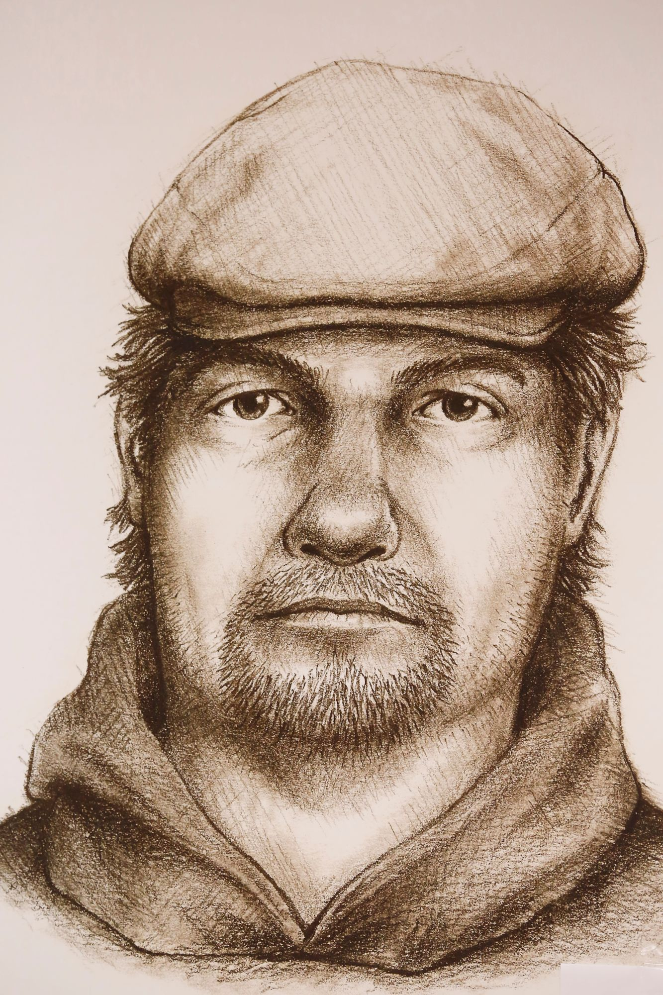 Police unveil sketch of suspect in Indiana teens' slayings