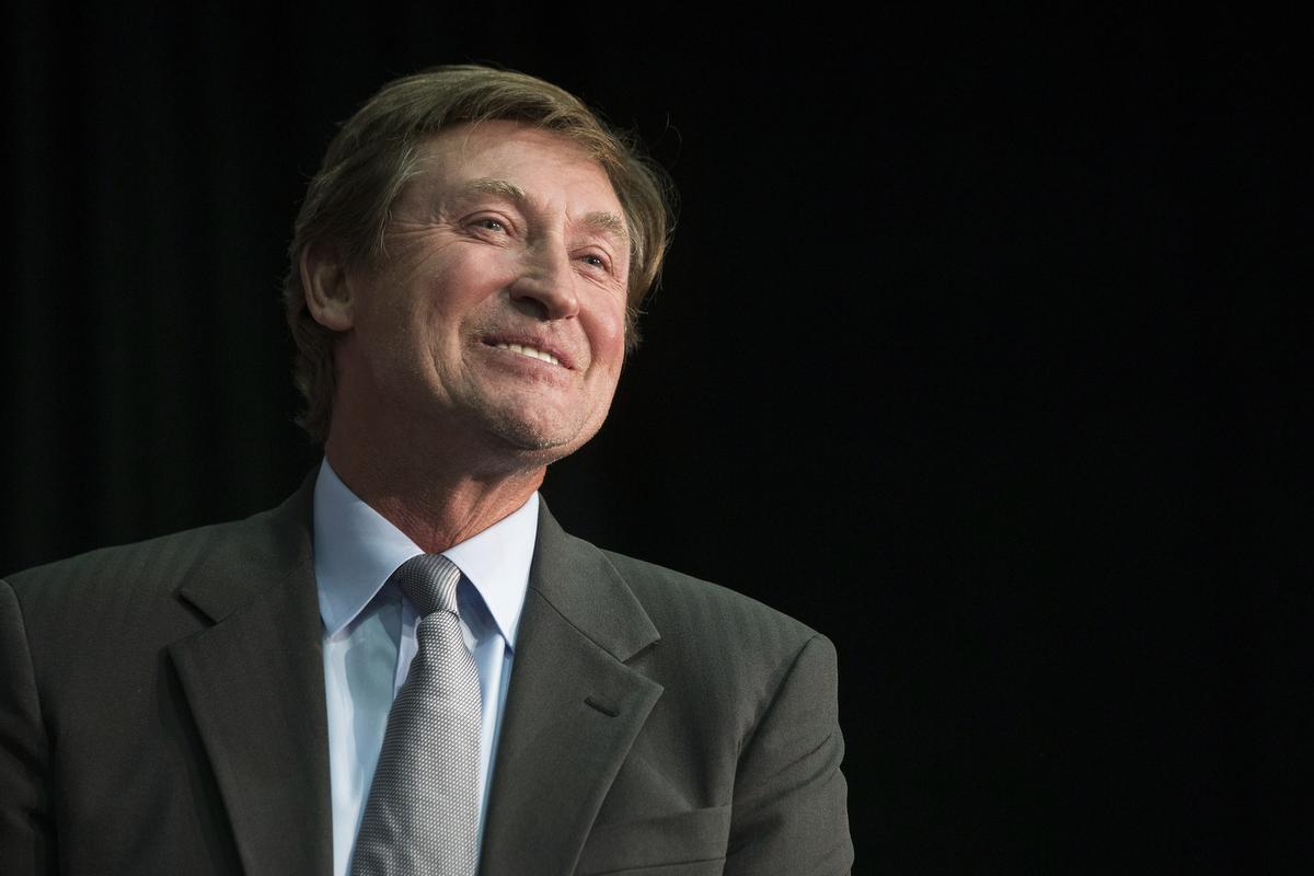 Gretzky named global ambassador for Beijing's professional hockey team